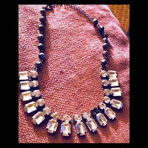 Jewelry - Vintage Rhinestone Collar Necklace